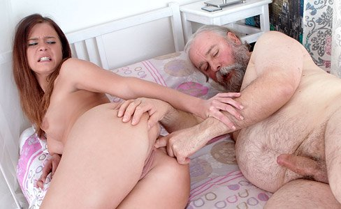 Newest Old Young Anal Porn Videos