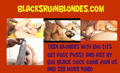 BlacksRuinBlonds
