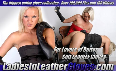 LadiesInLeatherGloves