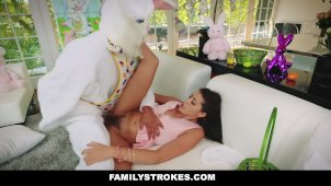FamilyStrokes - Fucked By Stepuncle On Easter Sunday