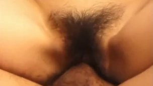 Nao Hirosue in uniform has hairy cunt fucked with dil - More at hotajp com