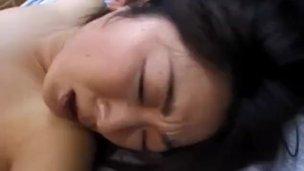 Miyuki Hashida has hairy crack fingered and screwed b - More at hotajp com