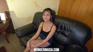 Innocent Filipina teen maid will do anything for a job
