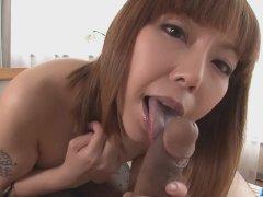 Minami Kitagawa?s shaved asian creampie in POV - More at javhd net