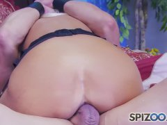 Spizoo - Brittany Andrews fucked by a monster cock, big boobs & big booty