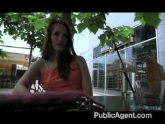 PublicAgent POV public sex with real girls