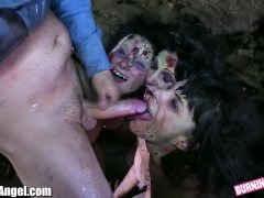 Burning Angel Evil Head Zombie Fucking Orgy