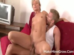Dirty GILF MILF young boys FUCK oldie hotties