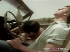 Vintage Car Blowjob - THE LAST SURFER (1983)