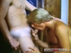Fitting Room Fuck - HIS LITTLE BROTHER (1982)
