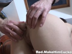 Tricked into cuckold role