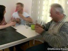 Olga Thought She Was Faithful To Her Boyfrien