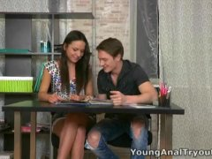 Jenna And Fabulous Hook-up With A Guy