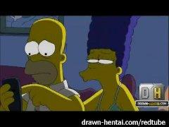 Simpsons Porno - Fuck-a-thon Night