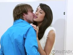 Fantasyhd - Chloe Amour Has Sex With Guy