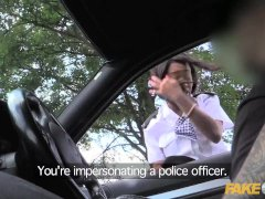 Fake Cop - Thats Not A Truncheon In His Pants