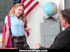 Promiscuous Nubile Drills Teacher