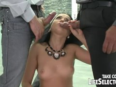 Young Ladies Use Their Body And Profession To