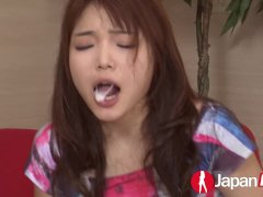 JAPAN HD Squirting Jap Teen in Amateur Bukkak
