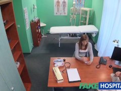 Fakehospital Doctor Creampies Tight Pussy
