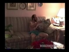 Homemade Movie Of Mature Amateur Max Stroking Off
