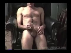 Mature Unexperienced Pete Jacking Off