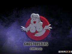 GhostBusters xxx Parody Trailer - Brazzers