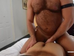 Tag Teaming Anon Muscle Bear Raw