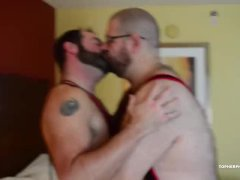Big Wolves Daisy Chain Moist Threesome
