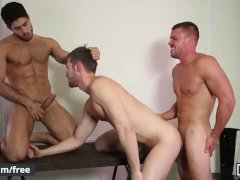Men- Darin Silvers and Diego Sans and Jacob Peterson - Stealth Fuckers