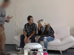 Hunt4k. Cuckold Took Cash And Let Hot Gf Make Love With Another Man