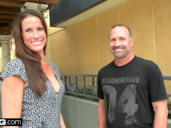 Sofie Marie Cuckolds Her Hubby And Gets A Thick Facial