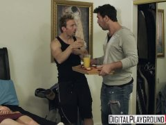 Digital Playground - Tricky Blonde Nikki Delano Cheats On Her Bf With Erik