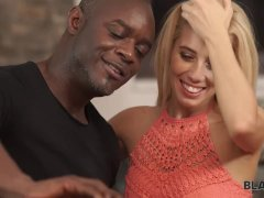 Black4k. Amazing Sex Action Of Black Stud And Blonde Sweet Thing