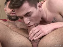 DylanLucas Step Daddy Has Sex w/ Twink Son B4 Mom Gets Home