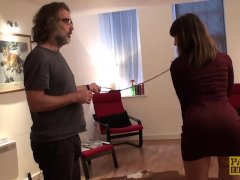 Pascalssubsluts - Obedient Adreena Winters Arse Fucking