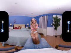 BaDoinkVRcom Blonde Teen Kate Kennedy Replacing Her Ex With You