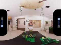 Badoinkvrcom St-patrick's Day Brings Teenager Honey Jill Kassidy For You