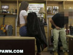 XXX PAWN - Zaya Cassidy Needs Some Money Real Quick So She Visits My Shop