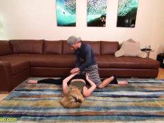 big cock flexi sex with Katie Kush