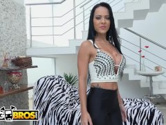 Bangbros - Two Dicks, Twice The Pleasure For Brazilian Babe Analine