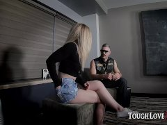 TOUGHLOVEX Karl casting a new blonde Kate Kennedy