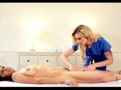 Sap Has Secrets Lezzy Massage