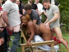 Bachelor Gangbang Party with Jayden Starr