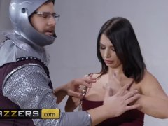 Big Knocker Thicc Teenie Ivy Lebelle Cucks Her Beau At The Honest - Brazzers