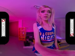 Vrcosplayx Boning With Promiscuous Juliet In Lollipop Chainsaw A Xxx