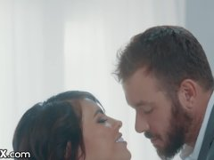Eroticax Adriana Chechik Romantic Afternoon With Draped Lover