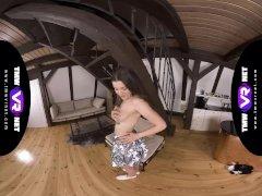 Tmwvrnet - Louise Sanders - Solo Romp Dance In Pussy