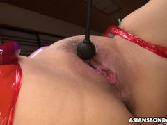 Reiko Shimura Got Stimulated With Many Toverstokken And Liked It