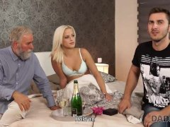 Daddy4k. Remarkable Ria Sun Signaal Happy Pussy Copulate With Gentleman